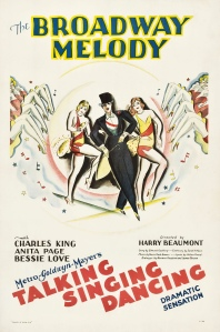 Broadway_Melody_poster